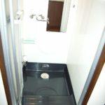 浴室乾燥機付きシャワールーム(風呂)