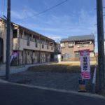東松山市小松原町建築条件付売地